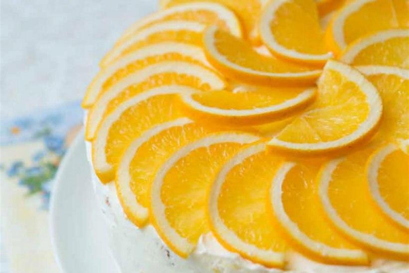 Apelsinitort
