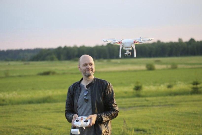 DROONIMÄNGUD: Riigiamet korraldab mänguasjade lennutamist