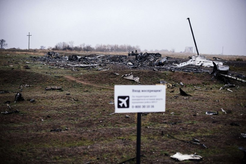 MH17 üheksa ohvrit on leidmata