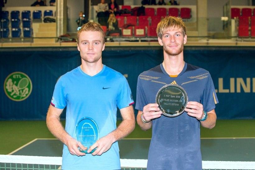 Jürgen Zopp teenis Tallinna ITFi turniiril esikoha!