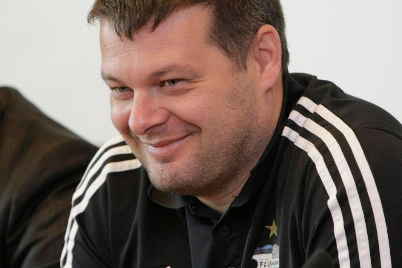 ÕHTULEHE VIDEO   Eesti jalgpallimeister Marko Kristal: Meil oli mõõnaperioode, kuid pean aitäh! ütlema