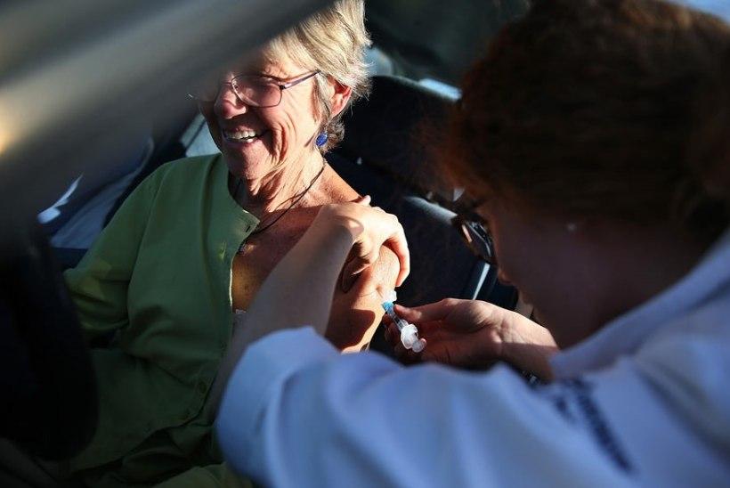 Taani viroloogid soovitavad gripivaktsiini vaid riskigruppidele