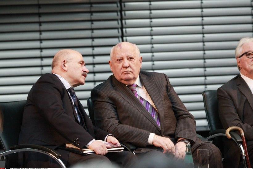 Mihhail Gorbatšov: Lääs on kuritarvitanud Venemaa usaldust