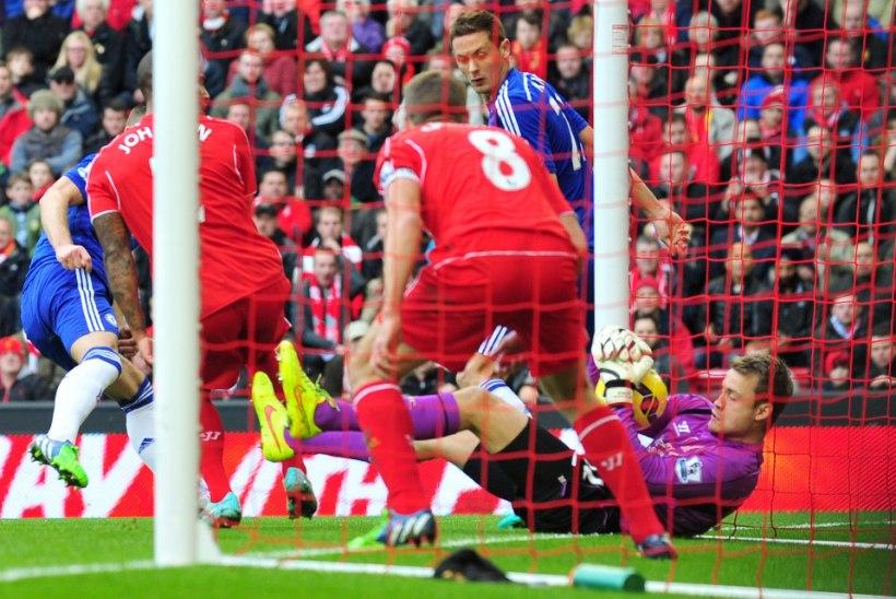 GALERII: Liverpooli nukker seeria jätkus, Chelsea kindlustas liidritooli