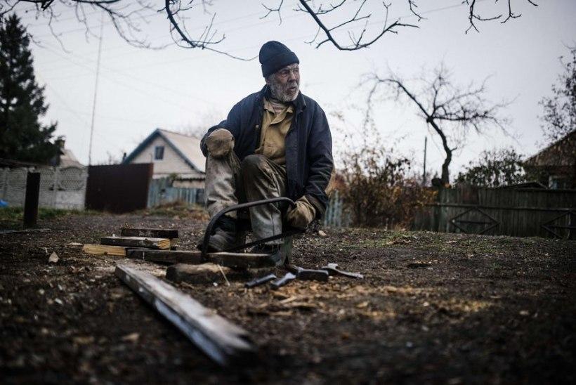 Donetskist kostub ägedat suurtükituld