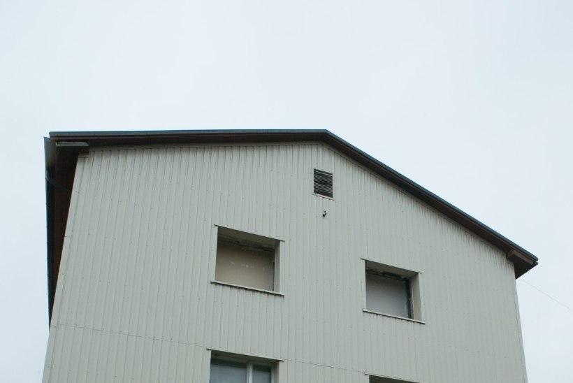 FOTOD: Kunda plahvatusmaja läheb lammutamisele