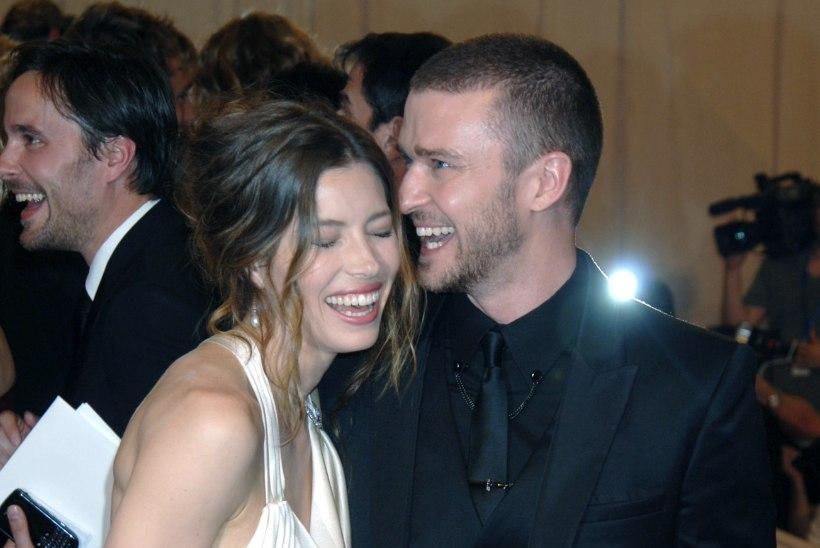 Timberlake hakkab last varjama?