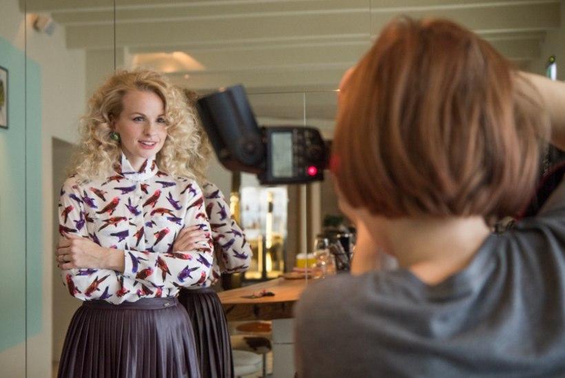 VIDEO JA FOTOD KAADRITAGUSTEST: Anne & Stiili fotoshoot Elina Purdega