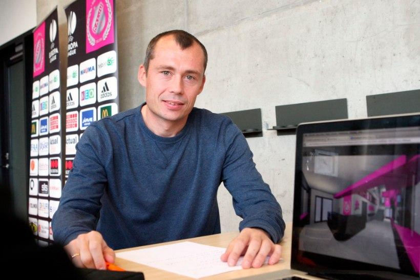 Nõmme Kalju peatreeneriks sai varasema tippmeeskonna juhendamise kogemuseta Sergei Terehhov