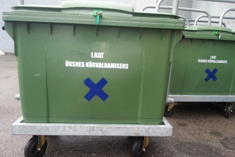 Aafrika katku surnud metssigu hakatakse koguma konteineritesse