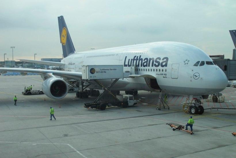 Lennuki Airbus A380 tulevik on tume