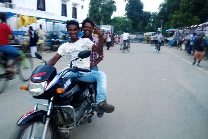 Indoneesia blogi: kaks kuud Indias ja Nepaalis