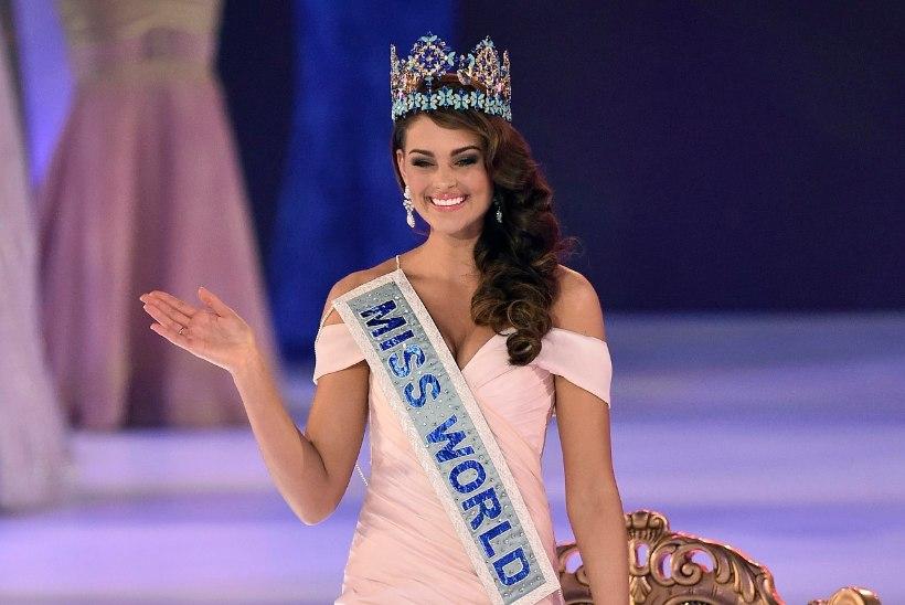 Värske Miss Maailm: olen katseklaasilaps ja selle üle uhke