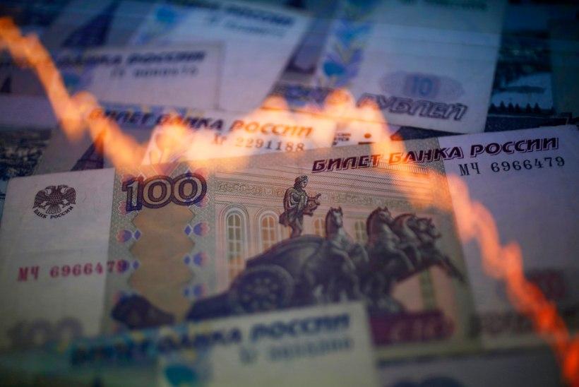 Juhtkiri | Mis saab rublast, Venemaast ja meist?