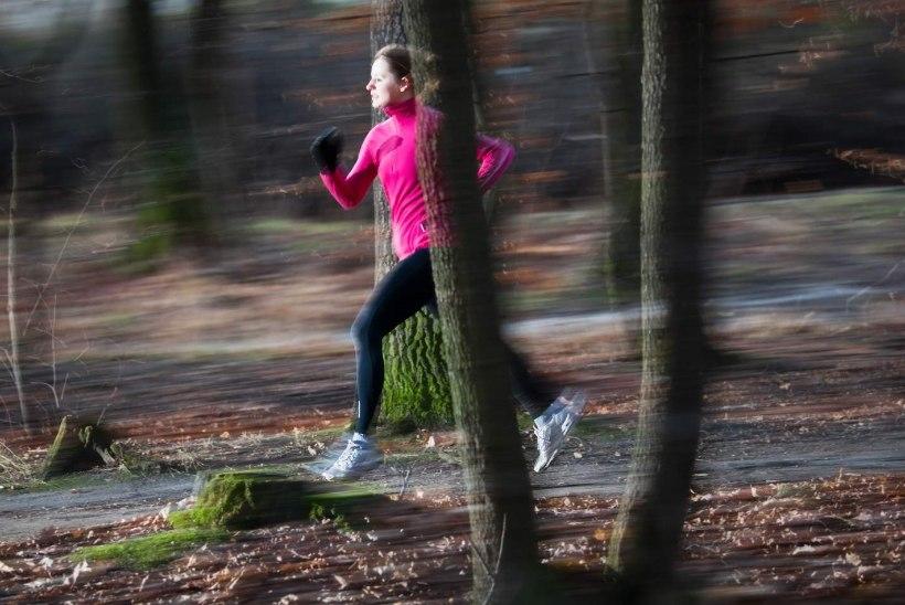Talvine jooksurõõm - kuidas ennast ette valmistada?