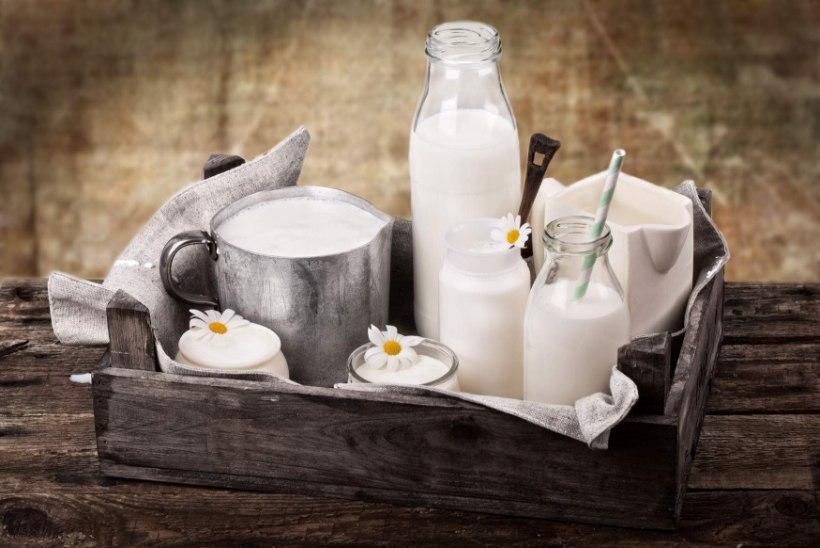 Kui piimale on vaja piir panna