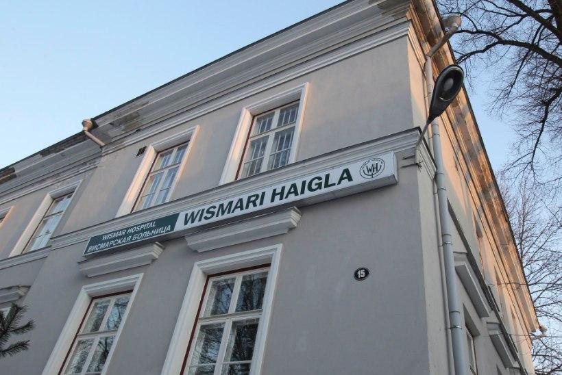Narkosõltlase valik Wismaris: 25 eurot või uks on seal!