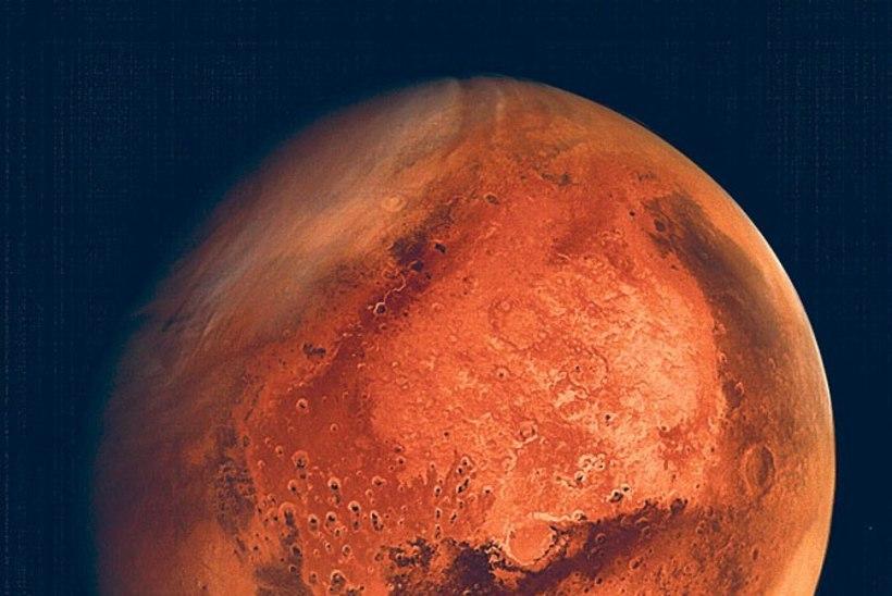 """NASA endine töötaja: """"Nägin 1979. aastal Marsil inimesi."""""""