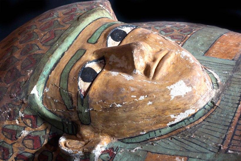 FOTOD: Egiptuses käivad väljakaevamistööd müstilises surnuaias, kuhu on maetud üle miljoni muumia
