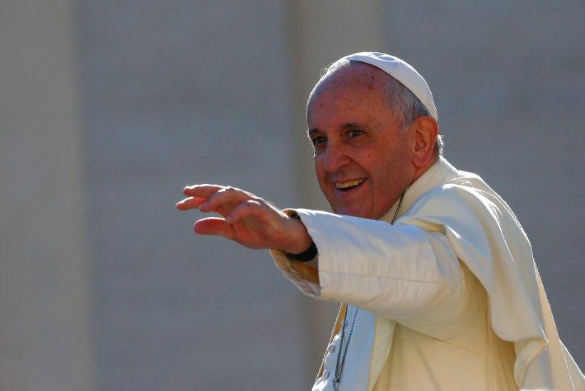 Paavst aitas USA-l ja Kuubal suhteid siluda