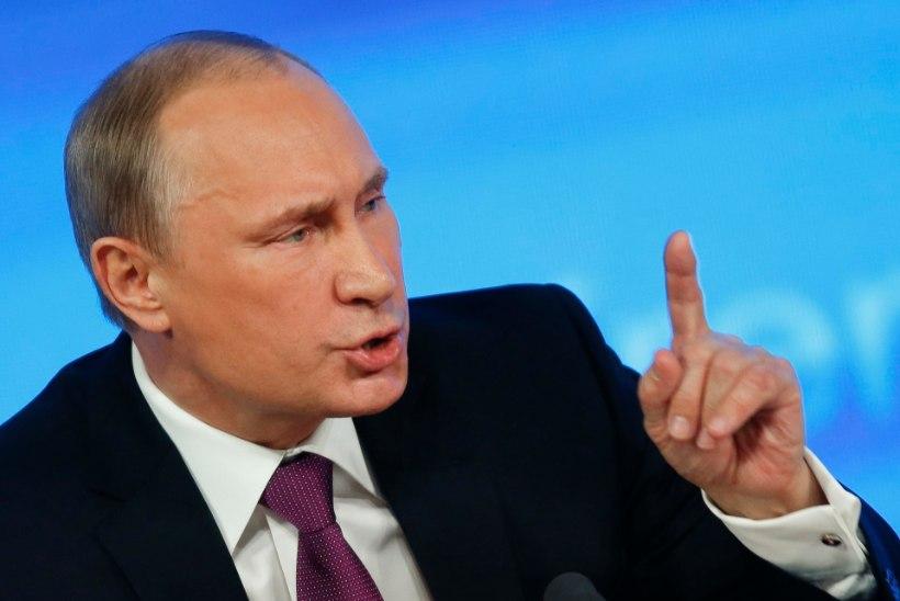 Juhtkiri | Ikka on kõik teised süüdi Venemaa hädades