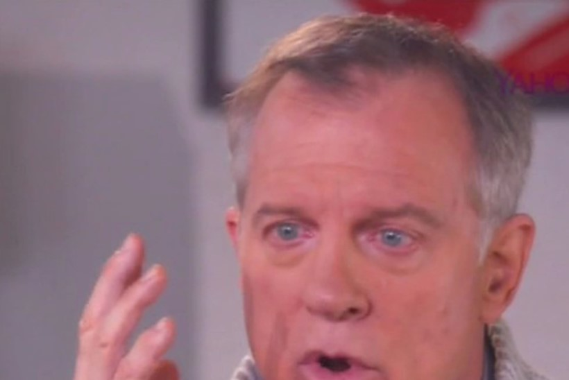 VIDEO: Stephen Collins tunnistab laste pilastamist