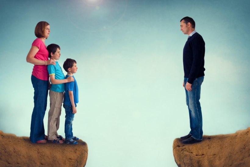 Riik tõmbab elatisraha maksmisest hoiduvad vanemad liistule, lastega suhtluskorra rikkujad jätab rahule
