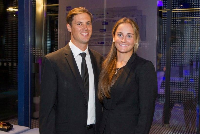 Armastus tööpostil: Eesti parima purjelauduri Ingrid Puusta ja tema treeneri Matthew Rickardi lugu
