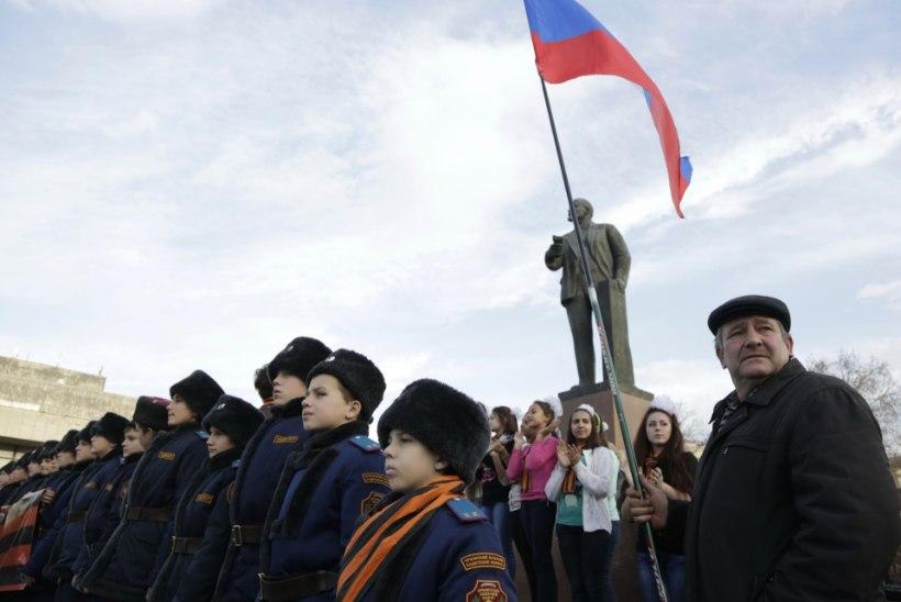 Venemaa: me ei kavatse järele anda Lääne survele