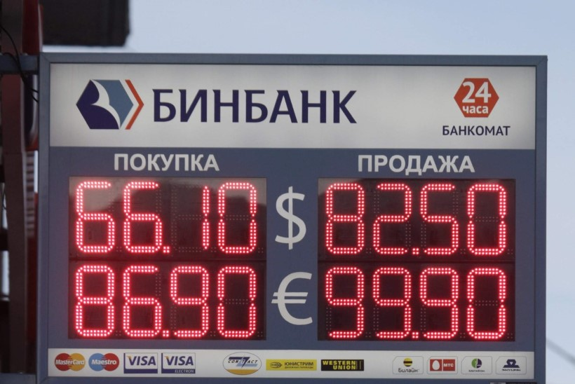 Venemaa tirib teisedki riigid kriisi?