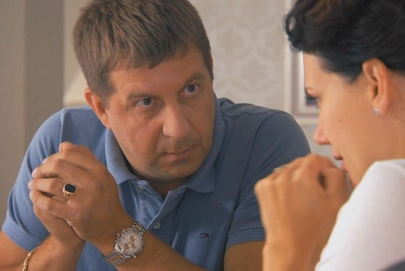 """Vladas Radvilavicius: """"Mu naine ei saa seriaali """"Pilvede all"""" vaadata, sest ta on nii armukade!"""""""