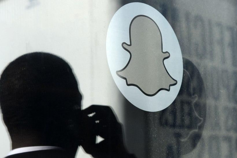 SPETSIALISTID HOIATAVAD: ärge pange endast Snapchati vallatuid pilte!