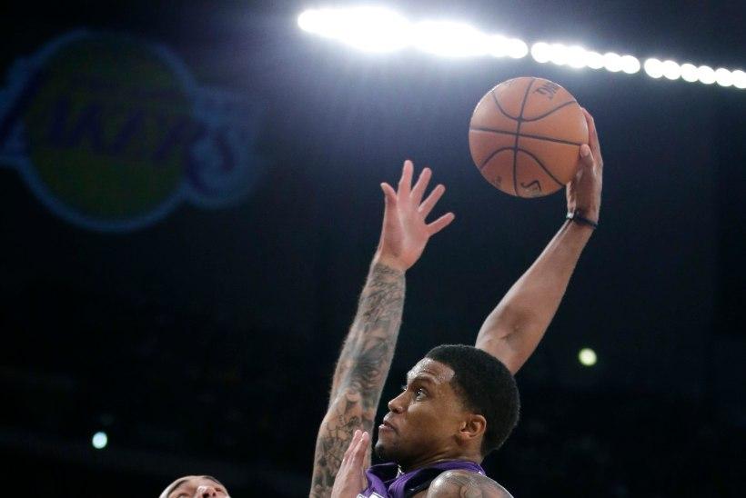 VIDEO: vaata NBA nädala parimaid pealtpanekuid!