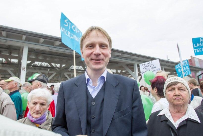 Kross: FSB andis Puusepale valida – lähed Eestis vangi või aitad propagandat teha