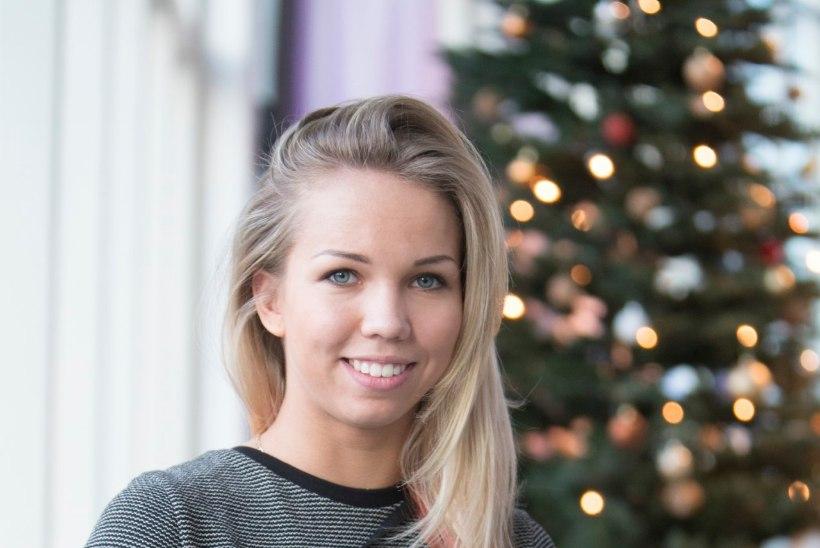 ÕHTULEHE VIDEO | Erika Kirpu: ma tahtsin väga jõuludeks mikroskoopi ja saingi!