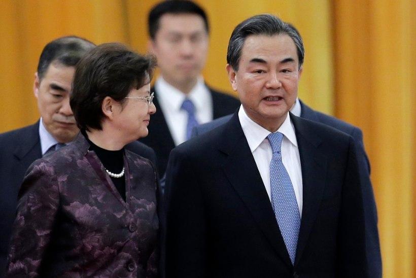 Hiina välisminister lubas Venemaale majanduslikku abi