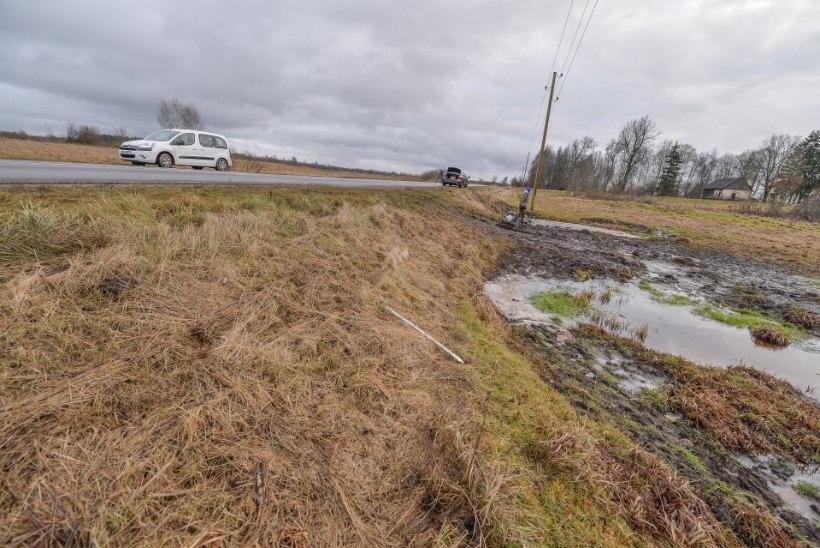 NOORTE JUDOKATE SURMASÕIT: väikebussi juht hukkus, kaks last vajas Lätis haiglaravi