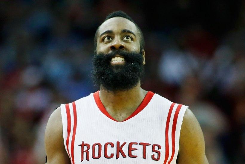 NBA TOP: Harden särab rünnakul ja... Kaitses!
