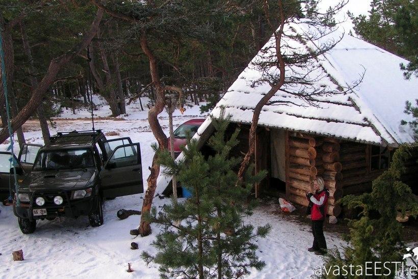 Avasta Eestimaad: kus asuvad jõulupõgenike pagulaslaagrid?