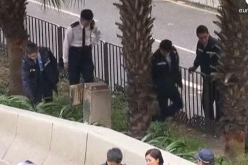 VIDEO I RAHASADU: Hongkongis lendles miljoneid dollareid