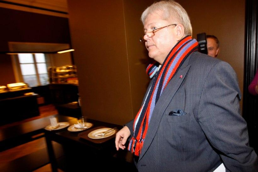 Lang: Krossi minevik pole piisavalt puhas, et Eesti riiki ja Reformierakonda juhtida