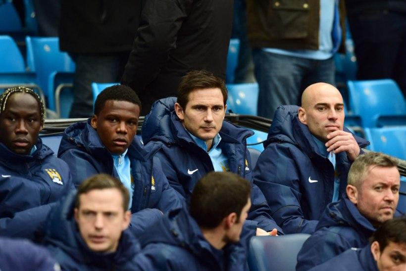 Manchester City peatreener tahab, et Lampard jääks klubisse hooaja lõpuni