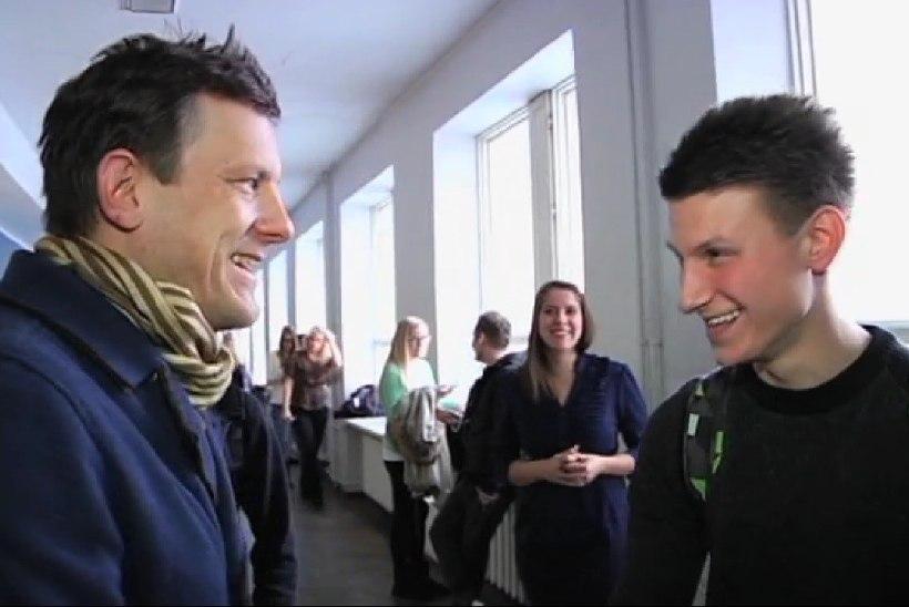 TV3 VIDEO: Jan Uuspõld jagas oma noorele teisikule elutarkust