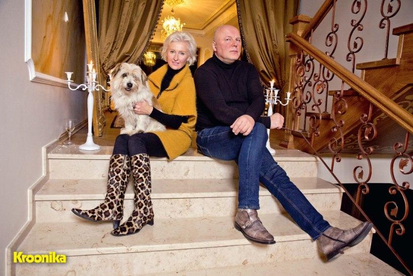 Kristiina Ojuland ja Raimo Kägu lubasid avalikkusel viimaks enda häärberisse piiluda