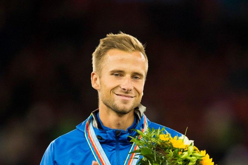 Eesti aasta parimateks sportlasteks valiti Rasmus Mägi ja Erika Kirpu