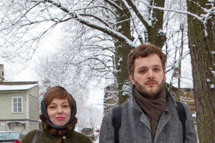Stsenaristipaar Livia Ulman ja Andris Feldmanis: põhilised vaidlused meie kooselus on seotud kirjutamisega