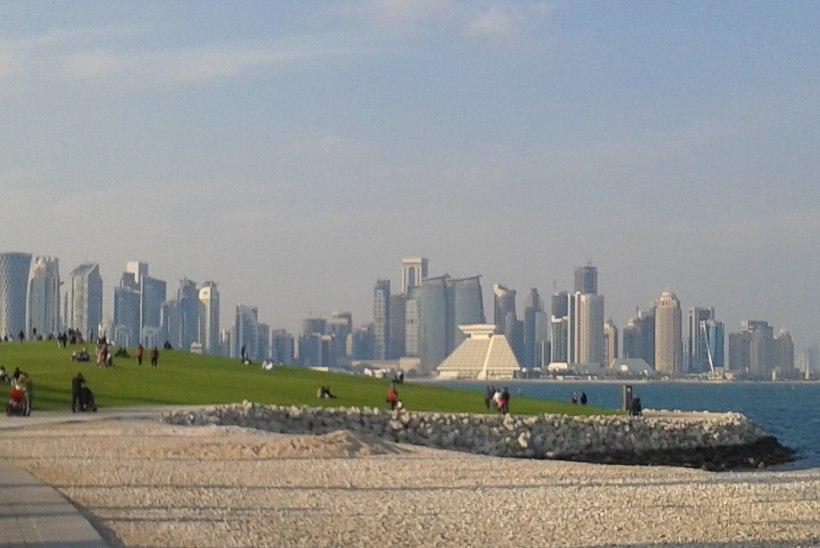 Merili Luuk | Kas Kataris toimuv MM on ikka õige tegu?