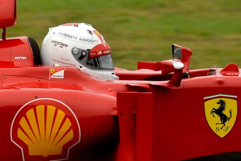 Red Bulli tiimijuht väidab, et Vettel lahkus Ricciardo kiiruse tõttu