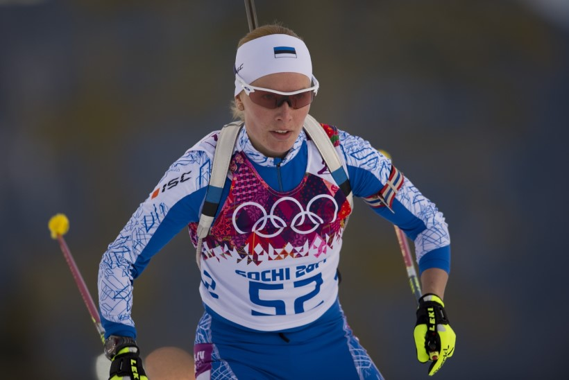 Eesti meistrivõistlustel võitsid jälitussõidus kulla Tobreluts ja Lehtla