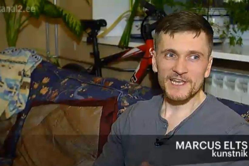 """""""RADARI"""" VIDEO: raskelt haige kunstnik leidis leevendust ravikanepist"""